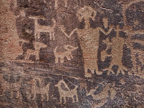 Southwestern Petroglyphs