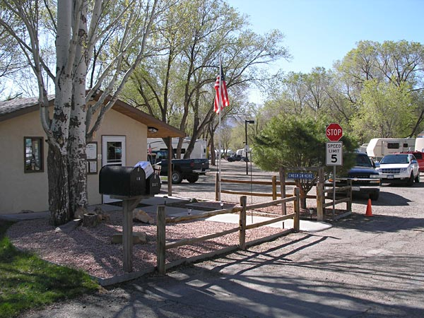Sundance RV Park Office