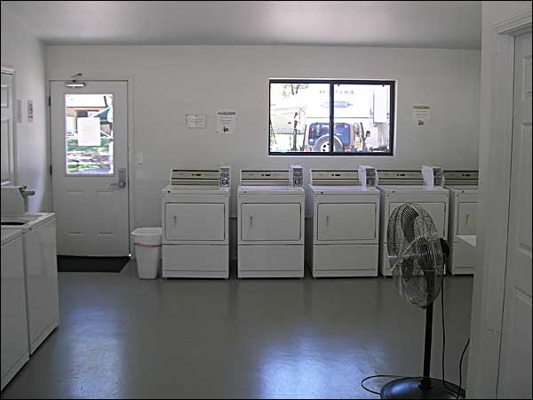 Sundance RV Park Laundry Facilities